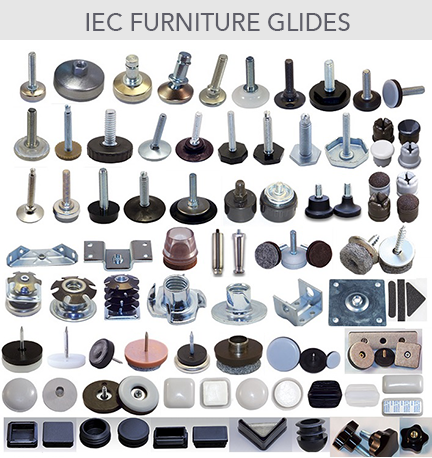 Leveling Feet Furniture Glides, How To Add Adjustable Feet Furniture