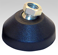nylon swivel socket leveler