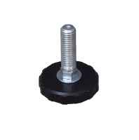 low profile poly swivel socket leveler