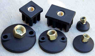 Threaded Tube Ends International Equipment Components